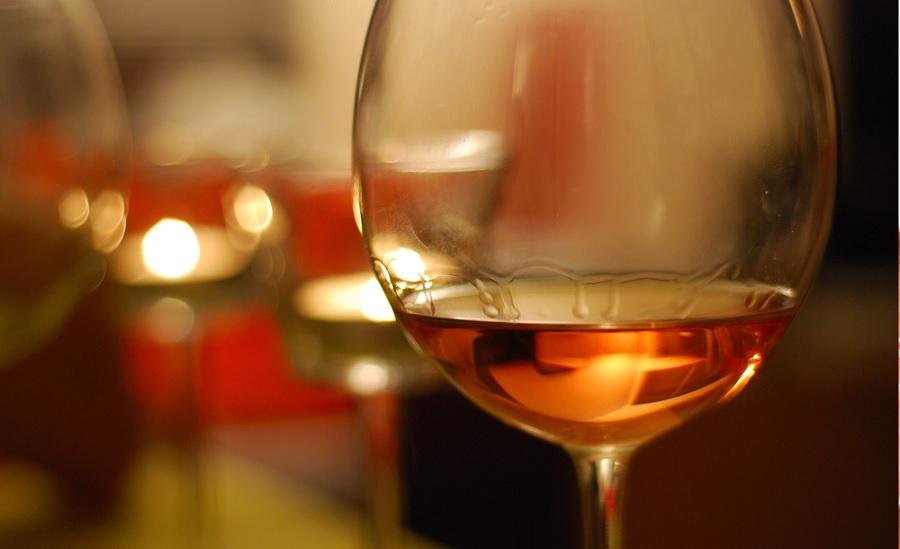 Historias de las formas de las copas de vino