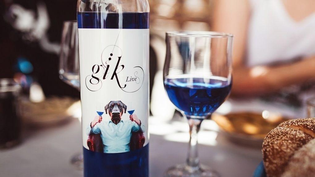 vino azul gik opiniones