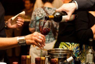 pasos para degustar un vino