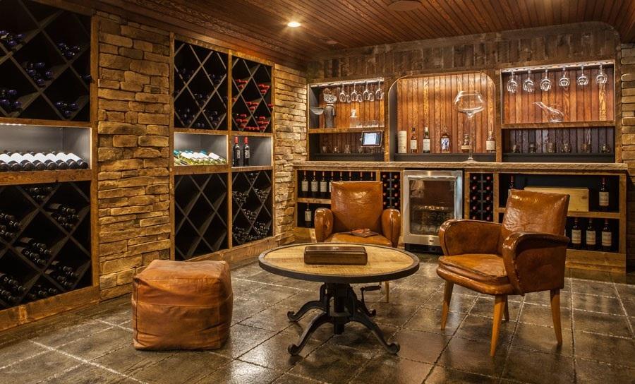 como mantener los vinos en casa