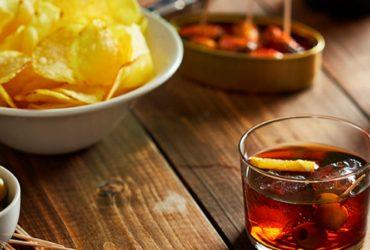 vermut para aperitivos y vinos aromatizados
