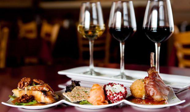 maridaje vino y comidas guia
