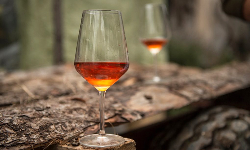 vinos naranja