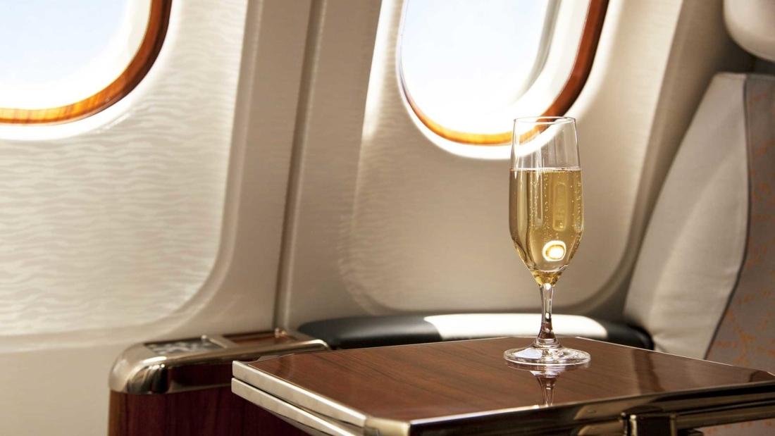 transportar vino en aviones internacionales y cabotaje